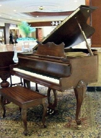 Brambach Grand Piano