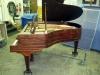 Bush & Lane Grand Piano - During Refinish