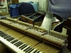 Knabe Baby Grand Piano During Restoration