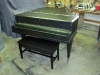 Knabe Baby Grand Piano After Restoration