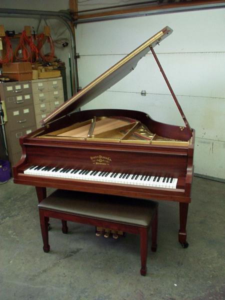 Lester baby grand piano