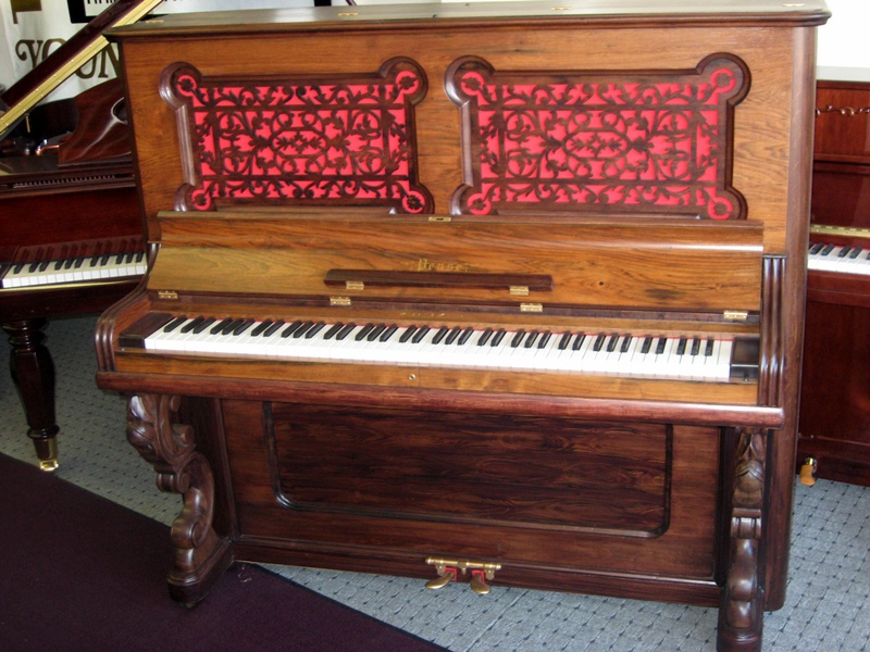 Pease Upright Piano for Sale