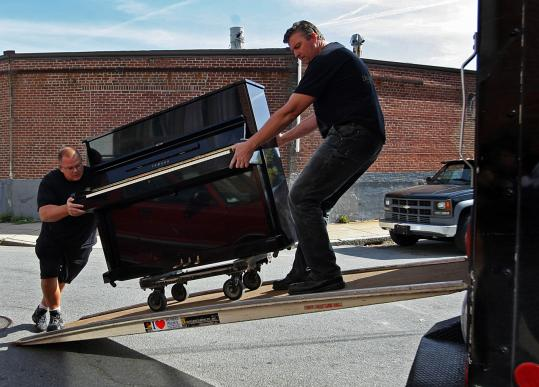 Piano Movers Salt Lake City