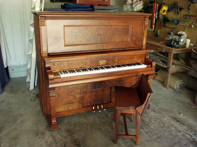 Starck Player Piano