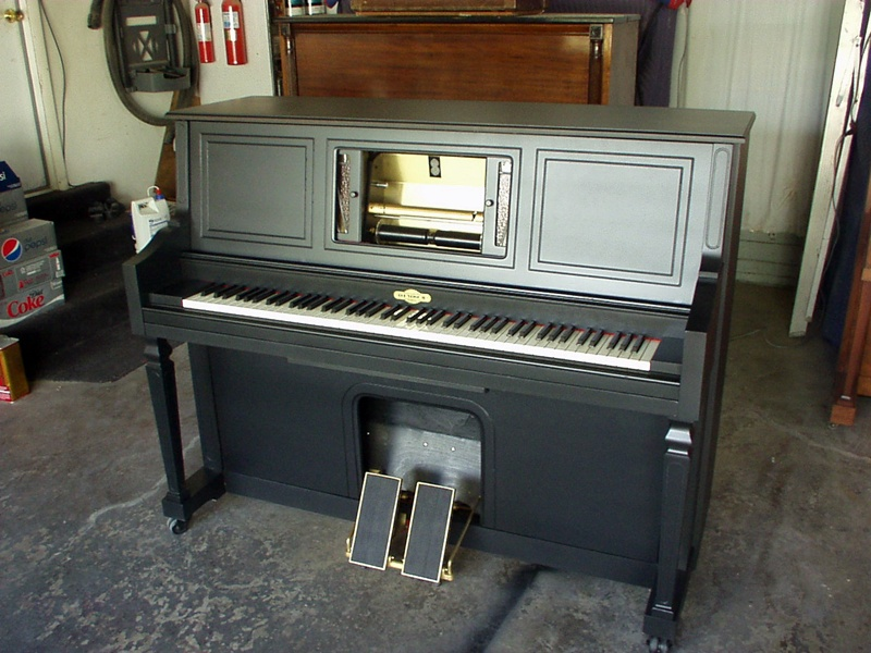 Sting Player Piano