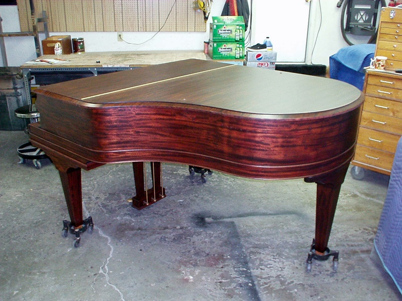 Bush & Lane Grand Piano