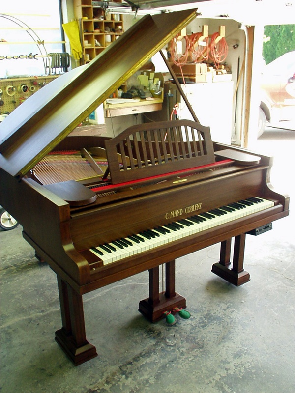 C Mand Coblenz Grand Piano