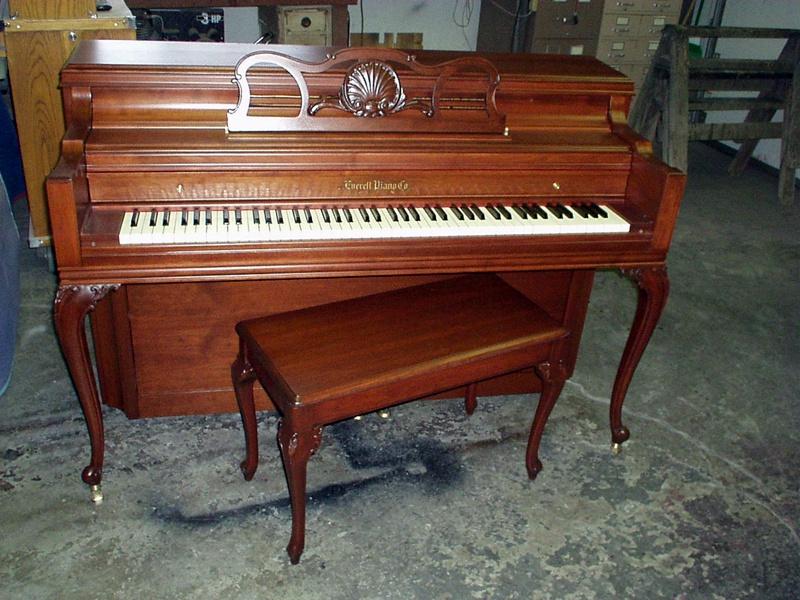 Everett Council Piano