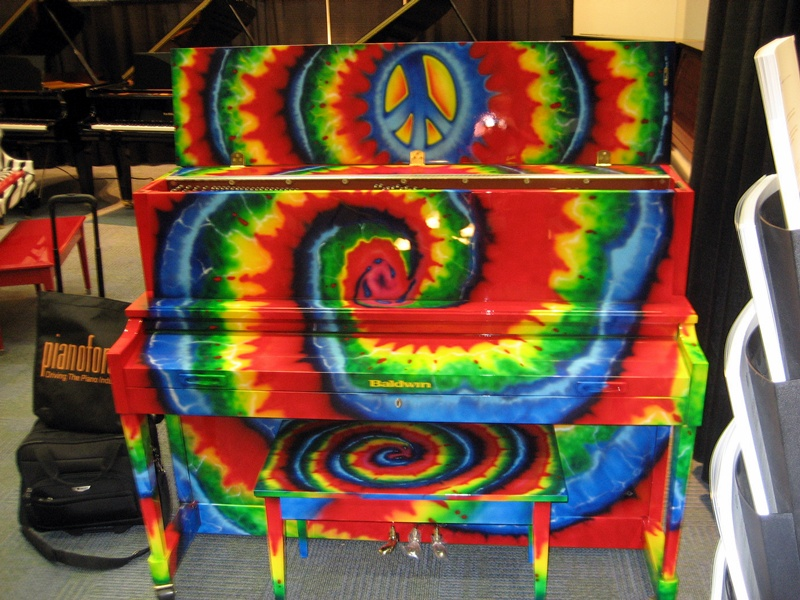 Funky & Awesome Pianos