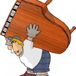 Dunkley Piano Movers