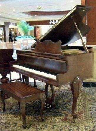 Brambach Grand Piano