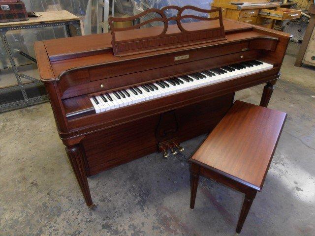 1950s Baldwin Acrosonic Upright Piano