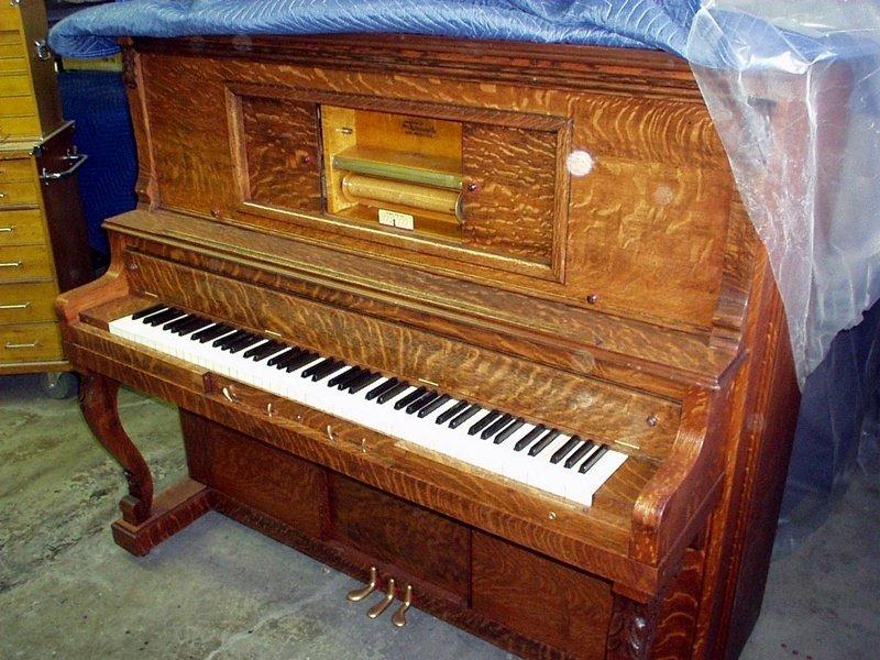Auto Player Piano