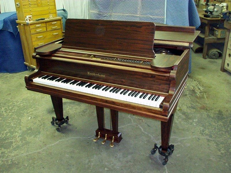Bush & Lane Grand Piano