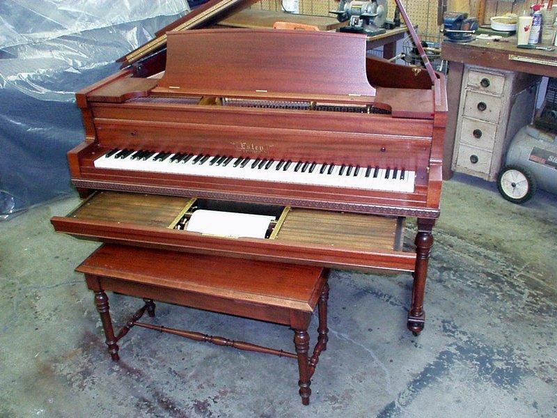 Estey Reproducing Grand Piano